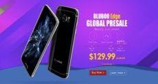 Bluboo Edge открывает линейку смартфонов производителя с изогнутым дисплеем
