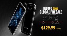 Изогнутый дисплей Bluboo Edge со стеклом Gorilla Glass 4 выдержал испытание на прочность