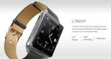 Смарт-часы Bluboo Uwatch стали доступны к предзаказу по цене $29.99