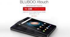 Bluboo Xtouch: глобальный старт продаж и предложение от производителя $99,99