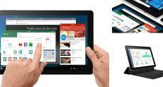 Акция по планшетам Chuwi от магазина Gearbest