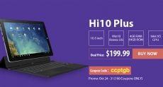 Распродажа планшетов Chuwi в магазине Gearbest.com