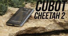Cubot Cheetah 2: распаковка бюджетного смартфона с 3Гб ОЗУ и 32Гб ПЗУ