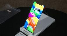 Doogee V — клон iPhone X, но с дисплейным сканером отпечатков пальцев