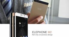 Elephone M2 – стильный смартфон в тонком металлическом корпусе. Все характеристики и фотографии