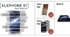 Распродажа смартфонов Elephone на AliExpress