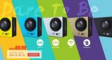 Elephone ELE 4К: продажи начались с ценником $69,99