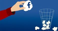 Акции Facebook стремительно падают, а скандал только набирает обороты