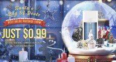 Gearbest дарит новогодние скидки на Vernee X, Elephone S8 и другие гаджеты