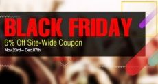 «Черная пятница» в интернет-магазине Geekbuying.com: только 48 часов распродаж!