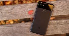 Google Pixel 2 XL царапали, жгли и гнули