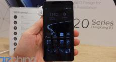 Hisense C20 KingKong 2 получил процессор Snapdragon 415, стекло Gorilla Glass 4 с обеих сторон и класс защиты IP67