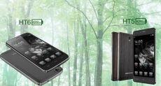 Homtom HT5 и HT6 – «долгоиграющие» смартфоны суббренда компании Doogee.