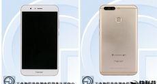 Honor V9 с 2К дисплеем, двойной камерой и Kirin 960 сертифицирован в Китае