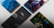 Huawei готовит складной смартфон и полноэкранный девайс