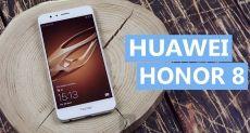 Huawei Honor 8 распаковка: скользкий, приятный и когда камер много не бывает