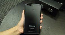 Huawei Honor Note 9: безрамочный дизайн и дисплей, умеющий распознавать отпечаток пальца