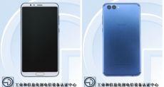 Huawei Honor V10: изображения и характеристики флагмана из TENAA