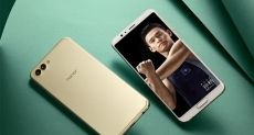 Результаты  бенчмарк-тестов Huawei Honor V10