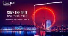 Huawei Honor V10: раскрыли характеристики и ценники на смартфон