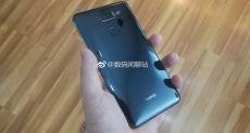 Что за смартфон на фото? Huawei Mate 10?