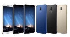 Huawei Mate 10 Lite: подробности об упрощенной версии флагмана