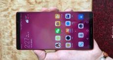 Huawei Mate 10 Pro впервые показали на «живом» снимке