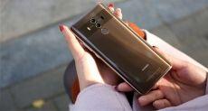 Huawei Mate 10 Pro утопили и заморозили