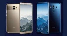 Эскиз Huawei Mate 20 с тройной камерой попал в сеть