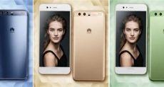 В сеть слили очередные рендеры Huawei P10