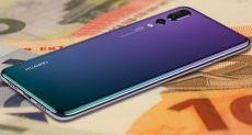 Huawei: международные продажи серии Huawei P20 впечатляющие