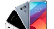 LG G6 на рендере в трех расцветках