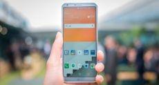 LG G6 прошел проверку на устойчивость к царапинам