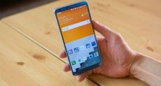 LG G6 проверили на прочность