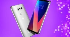 LG G7 может дебютировать на CES 2018 вместе с Samsung Galaxy S9