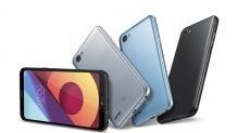 LG Q6 в трех модификациях с дисплеем Full Vision и Snapdragon 435 анонсирован официально