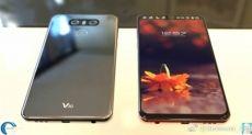 LG V30: OLED-панель, Snapdragon 835, 6 ГБ ОЗУ и дебют на IFA 2017
