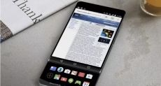 LG V30 показали на рендерах с выдвижным вторым дисплеем