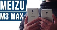 Meizu M3 Max: распаковка не совсем карманного, но крепко скроенного фаблета