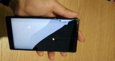 Фирменный чехол Xiaomi Mi MIX не защищает при падениях смартфона