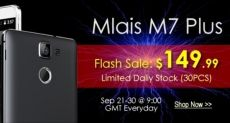 Mlais M7 Plus: спешим купить на Gearbest по цене $149,99