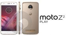 Официально: Moto Z2 Play получит аккумулятор на 3000 мАч