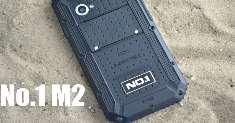 No.1 M2 видеообзор одного из самых недорогих защищенных смартфонов