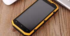 No.1 X6800 – еще один защищенный смартфон с большим аккумулятором