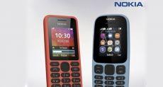 Nokia 105 и 130 возвращаются в новом дизайне