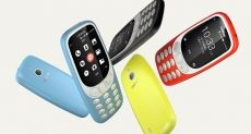 Nokia 3310 4G представлен в Китае