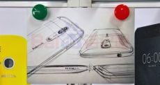 Эскизы Nokia 7 и Nokia 8 говорят в пользу камер Carl Zeiss