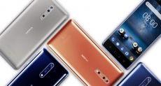 Nokia 8 сдал свой главный тест на прочность