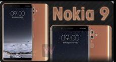 Флагман Nokia 9 показали не рендерах