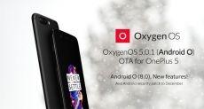 OnePlus возобновляет обновления до Android Oreo